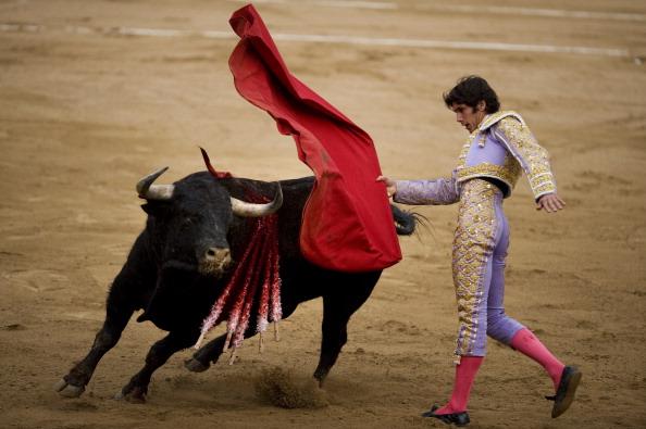 Фоторепортаж с корриды в Барселоне. Фото: David Ramos/Getty Images