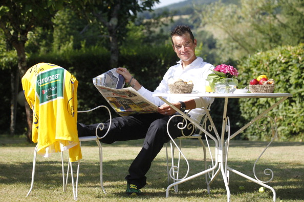 На «Тур де Франс 2011» - день отдыха. Фоторепортаж из Ле Лиорана. Фото: LIONEL BONAVENTURE/AFP/Getty Images