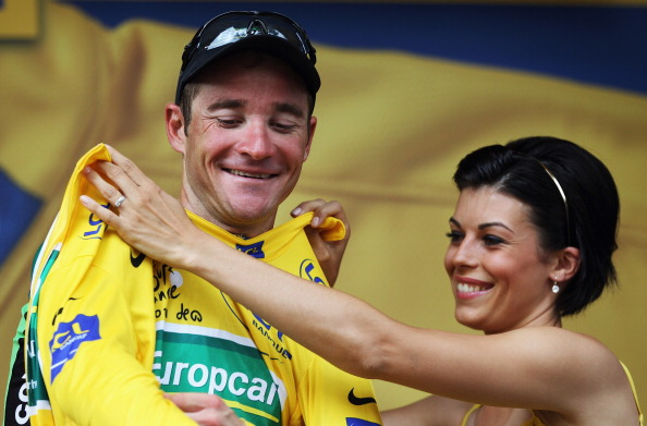 Десятый этап  велогонки Tour de France выиграл немец  Андре Грайпель. Фоторепортаж с трассы. Фото: PASCAL PAVANI/AFP/Getty Images