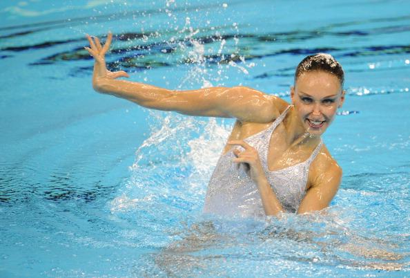ищенко синхронное плавание фото
