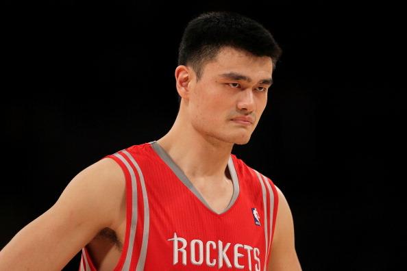 китайский баскетболист