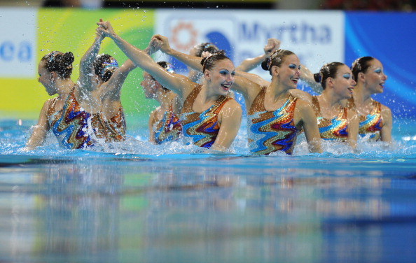 Санкт-Петербург готов к Чемпионату России по синхронному плаванию