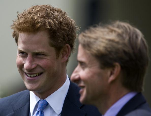 Принц Гарри посетил скачки в Аскоте. Фоторепортаж с ипподрома. Фото: Alan Crowhurst/Getty Images