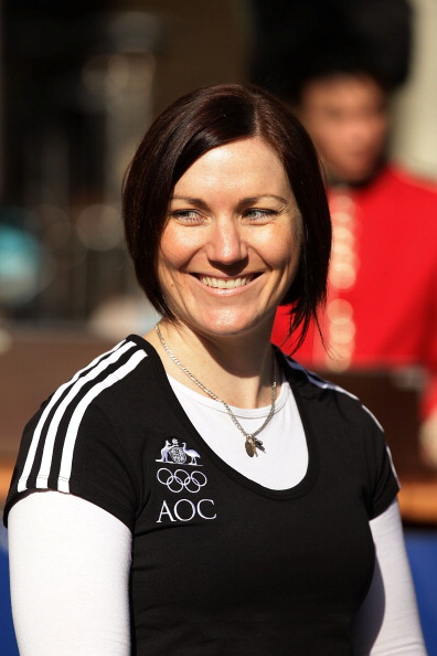 В Австралии отметили год до начала Олимпийских игр Лондон-2012. Фото: Matt King/Getty Images
