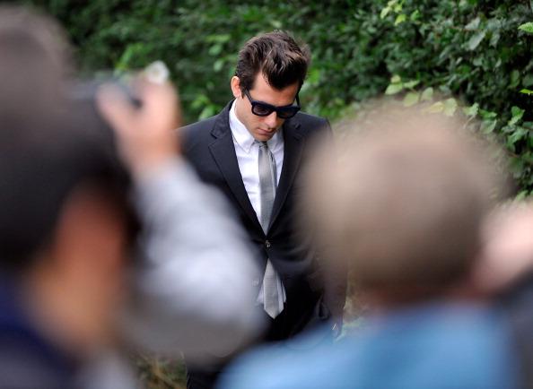 В Лондоне простились с певицей Эми Уайнхаус. Фото:  Gareth Cattermole/Dan Kitwood/Getty Images