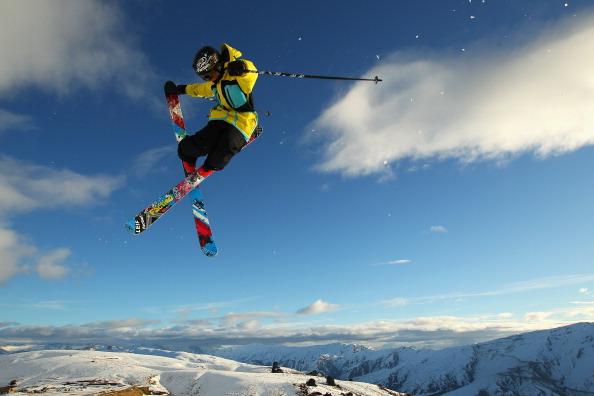 Фоторепортаж с соревнований по фристайлу в  Новой Зеландии. Фото:  Cameron Spencer / Getty Images