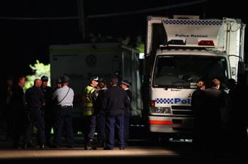 Мадлен Палвер – жертва вымогательства со взрывчаткой на шее, освобождена саперами. Фото: Ryan Pierse/Getty Images