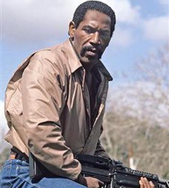 Бубба  Cмит – легендарный Мозес Хайтауэр из  «Полицейской академии». Фото: ABC Photo Archives/ABC via Getty Images