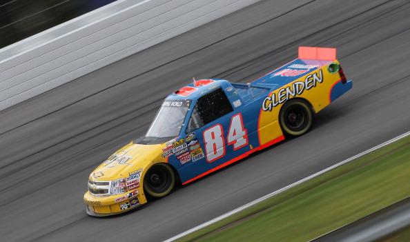 Фоторепортаж авторалли  NASCAR на гоночной трассе Pocono. Фото: Tom Pennington/Getty Images for NASCAR