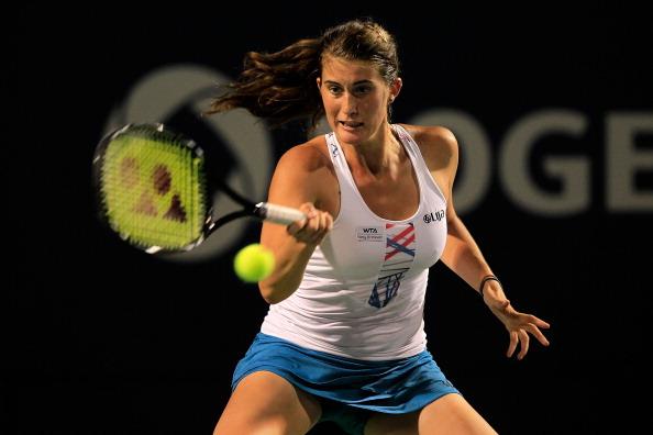 Екатерина Макарова вышла во второй круг турнира Rogers Cup в Канаде. Фото: Chris Trotman/Getty Images