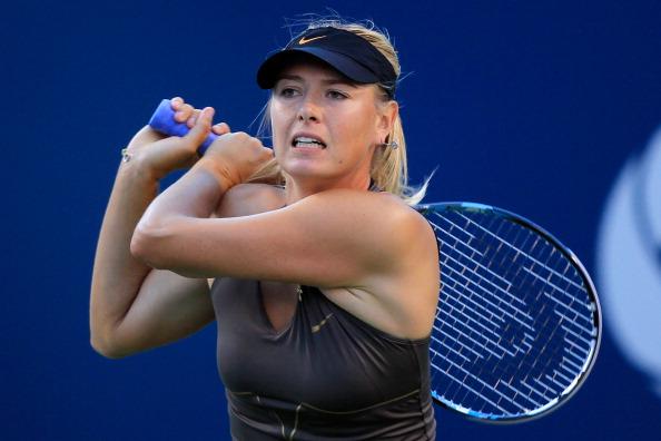 Мария Шарапова вышла в третий круг турнира Rogers Cup в Торонто. Фото: Chris Trotman/Getty Images