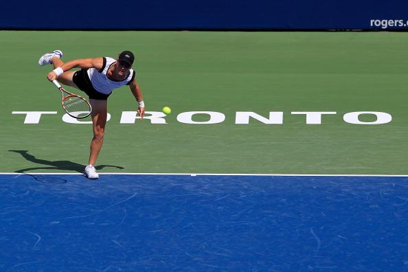 Саманта Стосур выиграла у китаянки Ли На третий  круг турнира Rogers Cup в Торонто. Фото: Chris Trotman/Getty Images