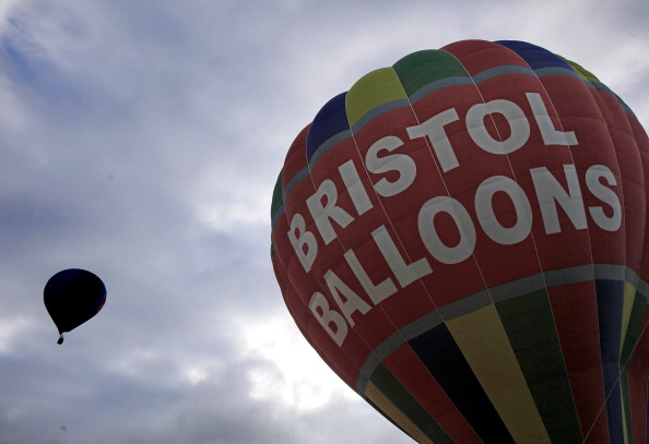Фоторепортаж о Международной фиесте воздушных шаров в Бристоле. Фото: Matt Cardy/Getty Images