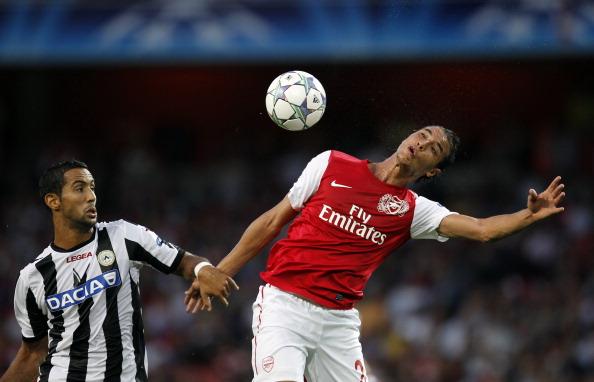 «Арсенал» победил «Удинезе» со счетом  1:0. Фоторепортаж  с матча  Фото: Julian Finney/Getty Images