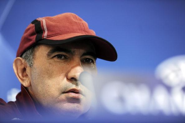 «Лион» выиграл у «Рубина»  со счетом 3:1. Фоторепортаж  с матча  Фото: PHILIPPE DESMAZES/AFP/Getty Images