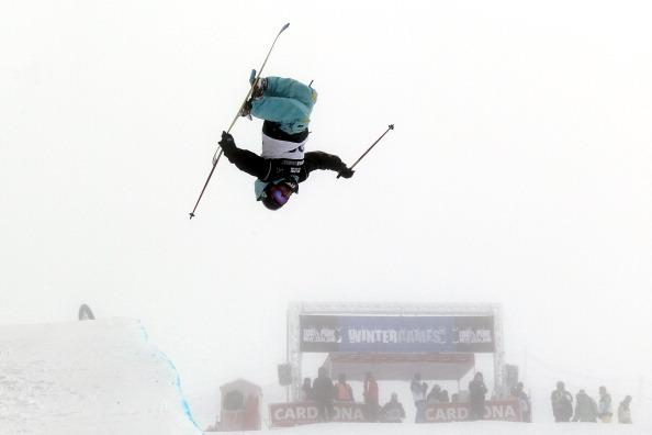 Фоторепортаж с соревнований по  фристайлу на Зимних играх в Новой Зеландии. Фото: Hannah Johnston/Getty Images