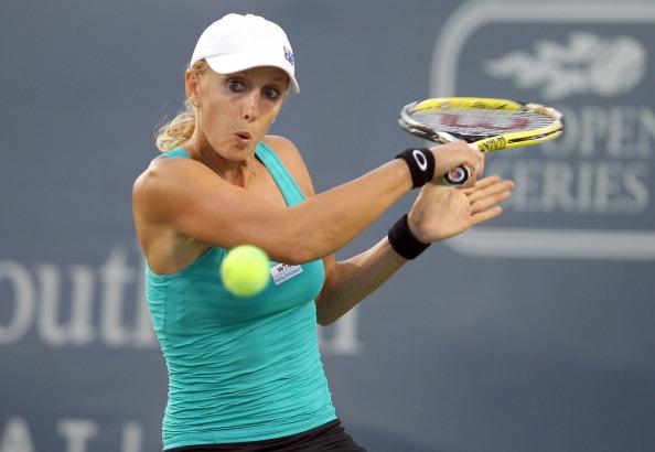 Мария Шарапова вышла в 1/8 финала турнира Western & Southern Open в Цинциннати. Фото: Elsa/Getty Images