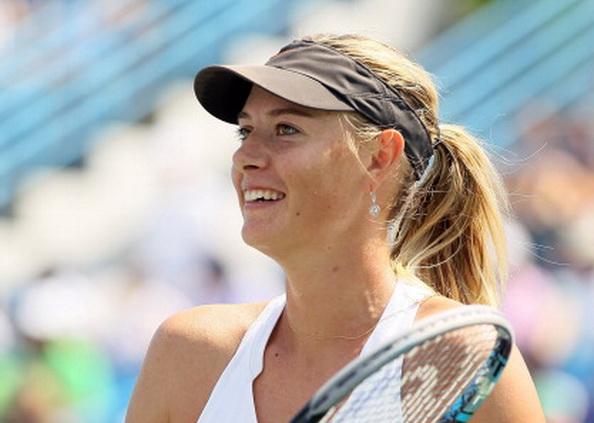 Мария Шарапова вышла в полуфинал турнира Western & Southern Open в Цинциннати. Фото: Elsa/Getty Images