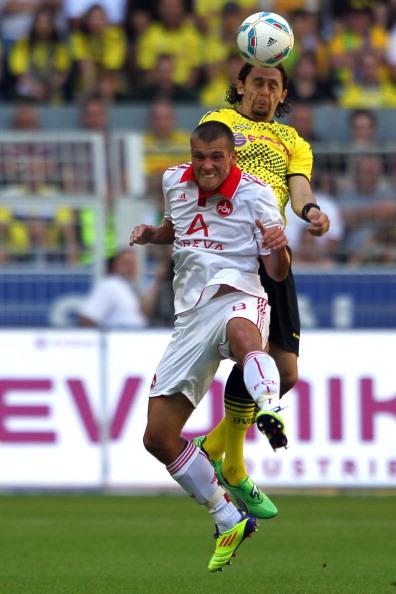 «Боруссия Дортмунд» - «Нюрнберг» - 2:0. Фоторепортаж с матча. Фото: Christof Koepsel/Bongarts/Getty Images