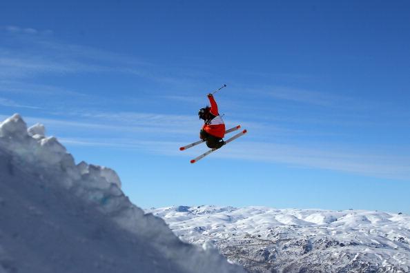 Фоторепортаж с соревнований по  фристайлу Big Air на Новозеландских Зимних играх. Фото: Hannah Johnston/Getty Images