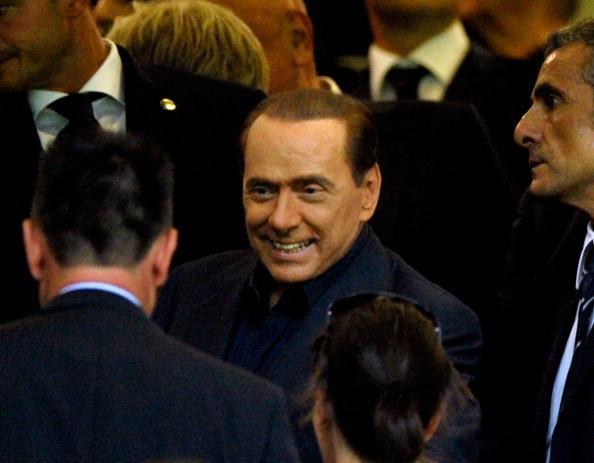 «Милан»  выиграл у «Ювентуса» Кубок Берлускони. Фоторепортаж с матча. Фото: Claudio Villa/Getty Images