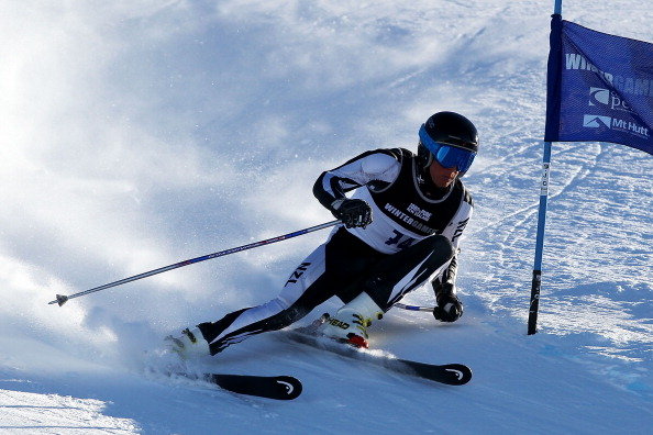 Фоторепортаж с соревнований по слалому на  Зимних играх в Новой Зеландии. Фото: Camilla Stoddart/Getty Images