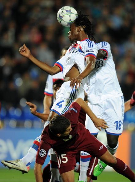 «Рубин», сыграв вничью с «Лионом», не прошел в Лигу чемпионов. Фото: DMITRY KOSTYUKOV/AFP/Getty Images
