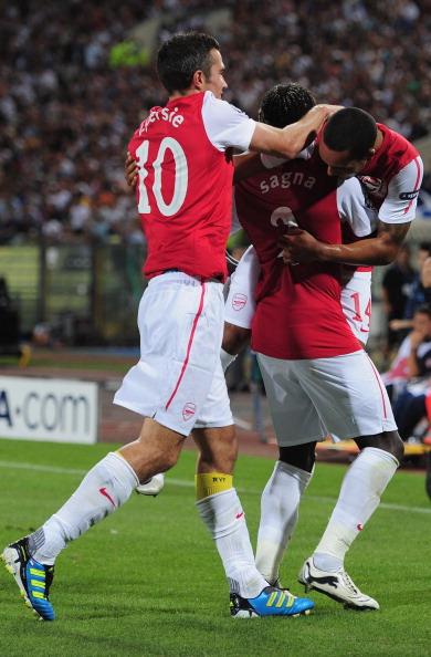 «Арсенал»  выиграл у команды  «Удинезе», 2:1. Фоторепортаж с матча. Фото: Jamie McDonald/Getty Images
