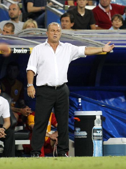 «Реал Мадрид» обыграл  «Галатасарай» со счетом 2:1. Фоторепортаж с матча. Фото: Angel Martinez/Getty Images