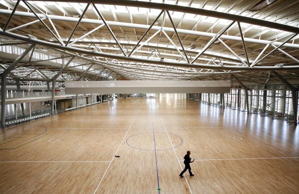 Фоторепортаж о спортивном центре ASB Sports Centre в Веллингтоне. Фото: Hagen Hopkins/Getty Images