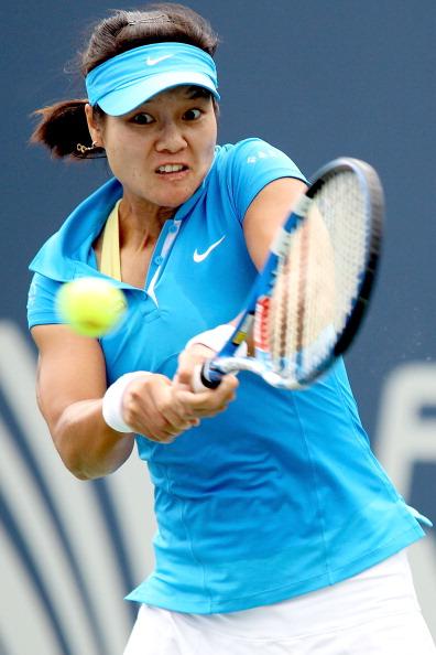 Павлюченкова  проиграла китаянке На Ли четвертьфинальный матч теннисного турнира в Нью-Хейвене. Фото: Matthew Stockman/Getty Images