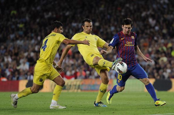 «Барселона» разгромила  «Вильярреал» - 5:0. Фоторепортаж с матча. Фото: David Ramos/Getty Images