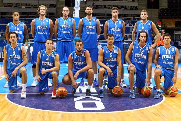 Прогноз матча по баскетболу Сербия - Италия