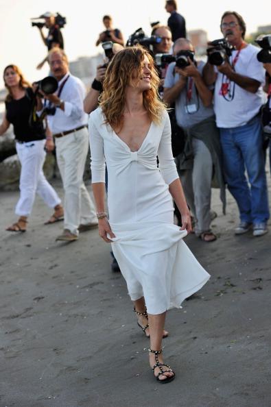 Виттория Пучини  –  звезда 68-го Венецианского кинофестиваля. Фото: Gareth Cattermole/Getty Images