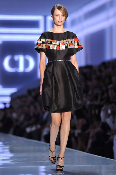 Christian Dior на Неделе моды в  Париже представил дизайнер Билл Гейтен. Фото: FRANCOIS GUILLOT/AFP/Getty Images