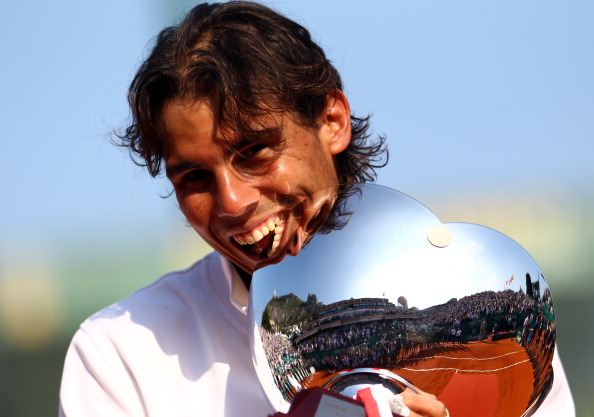 Рафаэль Надаль в седьмой раз подряд стал победителем турнира