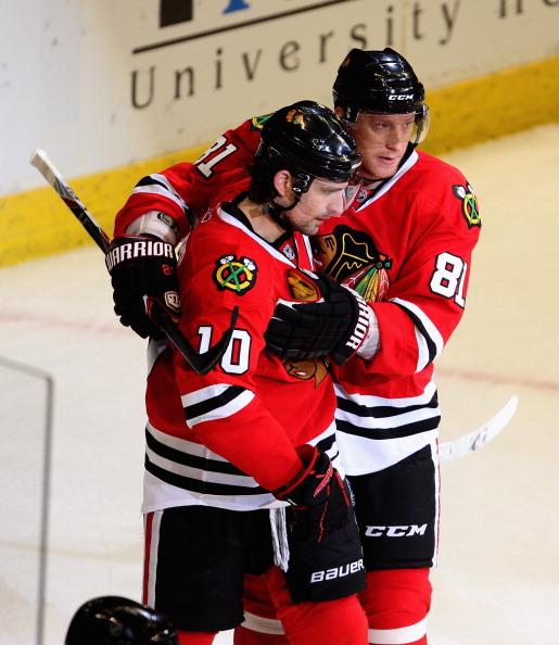 Две звезды дня НХЛ в команде