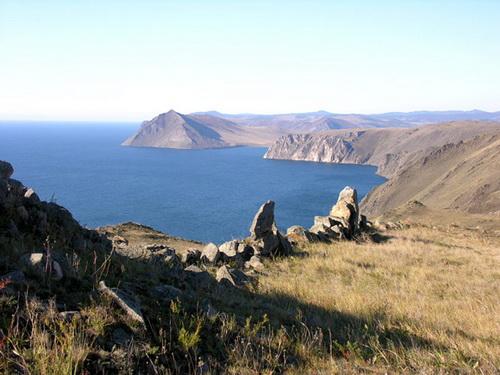 Озеро Байкал. Фото с сайта go-baikal.ru
