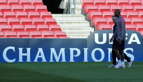 «Барселона» - «Шахтер» -  0:0 в матче 1/4 финала Лиги чемпионов. Фото: Луис Gene / AFP / Getty Images
