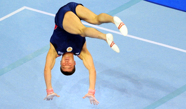 Антон Голоцуцков. Фоторепортаж. Фото: JOERN POLLEX, JOHN MACDOUGALL/Bongarts/Getty Images