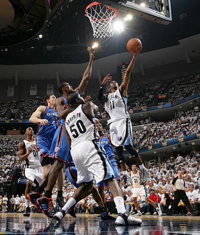 В НБА есть своя «Золушка». Фото: Joe Murphy/NBAE/Getty Images