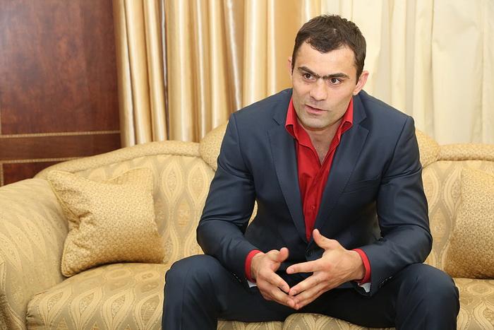 Рахим Чахкиев. Фото предоставлено управлением по взаимодействию со СМИ Администрации главы республики Ингушетии