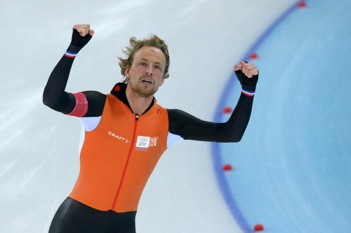 Голландец Михел Мюлдер. Фото: DAMIEN MEYER/AFP/Getty Images