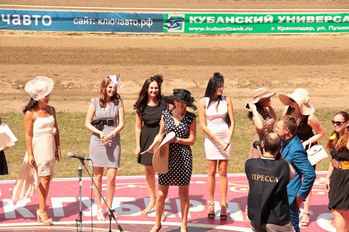 Конкурс дамских шляпок. Фото: Александр Трушников/Великая Эпоха (The Epoch Times)