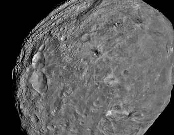 Астероид. Фото: NASA/JPL-Caltec via Getty Images