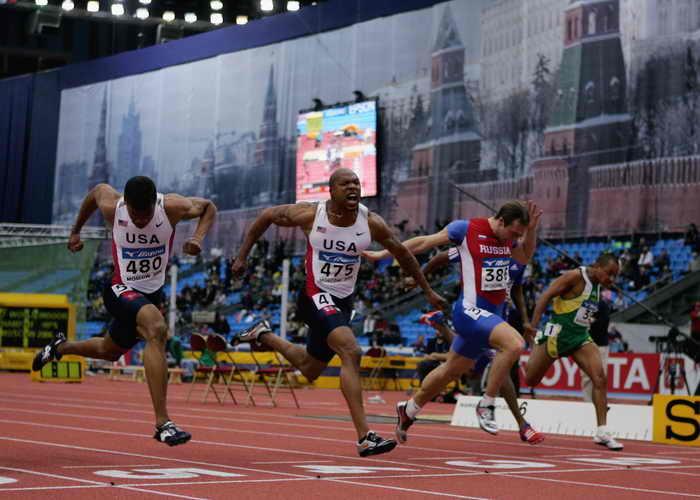 Чемпионат мира по лёгкой атлетике стартует в Москве. Две тысячи спортсменов из 206 стран будут бороться за 47 комплектов медалей в различных легкоатлетических дисциплинах. Фото: Michael Steele/Getty Images