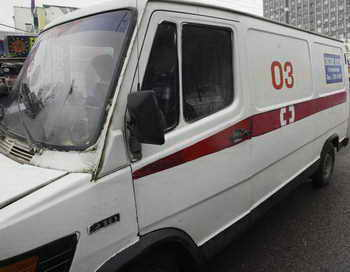 В результате ДТП, произошедшего в Ростовской области с участием маршрутного такси, пострадали 11 человек, пятеро из них погибли. Фото: Oleg Nikishin/Getty Images