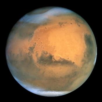 Уго Чавес о Марсе отозвался как «настоящий политик». Фото: NASA