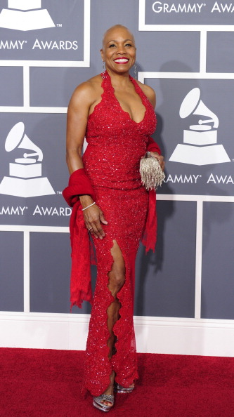 Красная дорожка GRAMMY 2011, 13 февраля 2011, Лос-Анджелес, Калифорния.  Фото: Jason Merritt/Getty Images