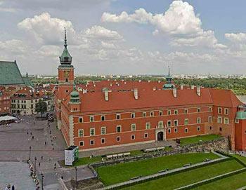Польша. Варшава. Фото: A.Savin/wikimedia.org